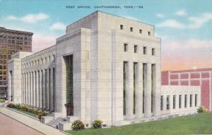 CHATTANOOGA , Tennessee , 30-40s ; Post Office