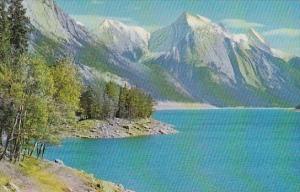 Canada Medicine Lake Jasper Alberta