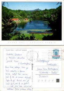 Cesky Raj Vezicky Rybnik, Czechoslovakia Republic (9340)