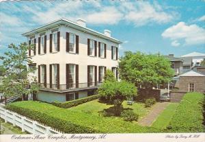 Alabama Montgomery Ordeman Shaw Complex 1848