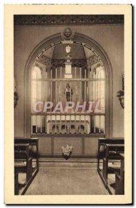 Old Postcard Chartreuse Montrieux De La Chapelle Sainte Roseline