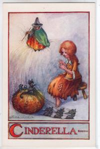 Cinderella by Flora White
