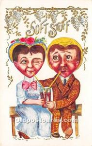 Soft Stuff Vinegar Valentine Unused