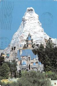 Palace and Peak - Disneyland, California
