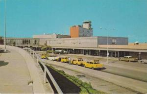 Exterior, Administration Building, Cleveland Hopkins International Airport, C...