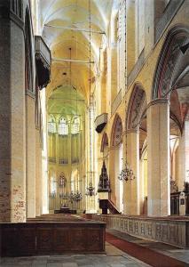 St. Marien Stralsund Blick zum Hohen Chor Cathedral Interior Cattedrale