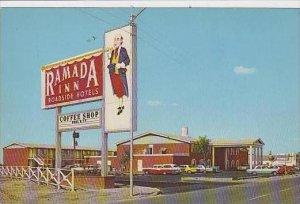 Texas Pecos Ramada Inn