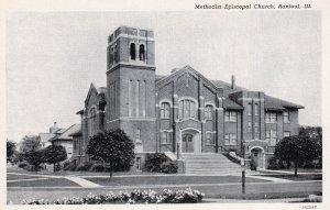 RANTOUL, Illinois, 1920-30s; Methodist Episcopal Church