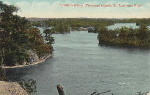 Fiddler's Elbow,Thousand Islands,St. Lawrence River,Canada,00-10s