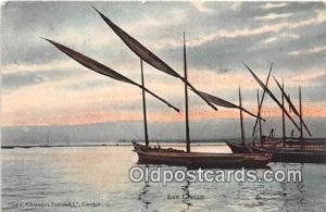 Lac Leman  Ship Postcard Post Card Postcard Post Card Lac Leman