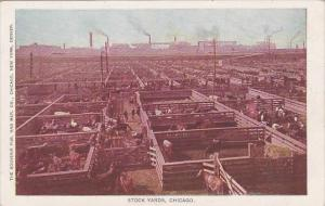 Illinois Chicago Stock Yards