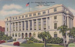 Orlando County Court House Orlando Califonia