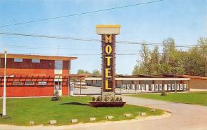 South Haven Michigan~Stieve's Motels~Holly Inn~Lake Bluff~Art Deco Sign 1950s