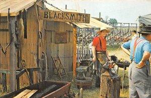 Blacksmith Occupation Unused