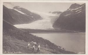 RP: Norge : Svartisen , Norway , 1910-20s