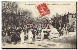 Old Postcard Astronomy Aix en Provence L & # 39astronomie on & # 39etoile sho...