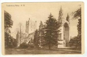 Tewkesbury Abbey, Church, England, 1900-10s
