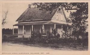 The birthplace of Dionne Quintuplets, Callander, Ontario, Canada, 00-10s