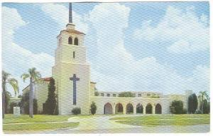First Methodist Church In Lake Wales, Florida, 1940-1960s