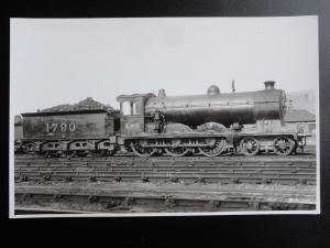 LMS Steam Locomotives No.1790 - London Midland Scotland & Railway RP  080515