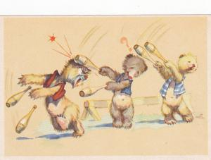 Bears Juggling , 30-40s