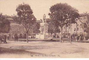 France Nice La Place Garibaldi
