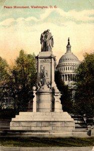 Washington D C The Peace Monument