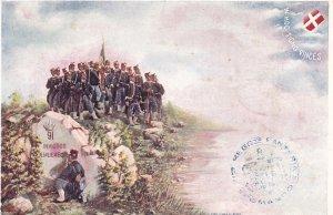 Italian Military; 91 Invictos Aemulabor, In Hoc Signo Vinces, 91º Reggimento...