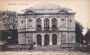 BEAUNE, Cote D´Or, France, 1900-1910's; Le Theatre