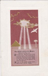 Father's Prayer, Light shining through cloud, Dove Flying, Pyramid, Palm Tree...