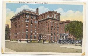 Colonial Hospital, Rochester, Minnesoata, 00-10s