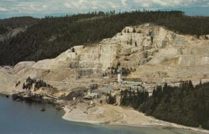 GILLIES BAY , B.C. , Canada , 50-60s ; TEXADA Mines Ltd.