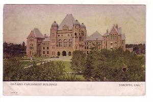 Ontario Parliament Buildings, Toronto, Ontario, Warwick, 1479 P