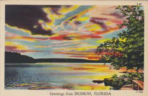 Greetings From Hudson Florida