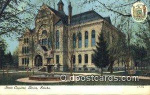 Boise, Idaho, ID State Capital USA Unused