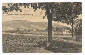 Riesengebirge, Hermsdorf, Germany, PU-1901