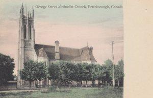 PETERBOROUGH, Ontario, Canada, 1900-10s; George Street Methodist Church