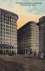 The Boston and Newhouse Buildings, Salt Lake City, Utah, 00-10s