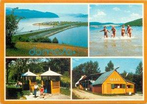 Europe Czech Republic Domara water tourstic region  multiview