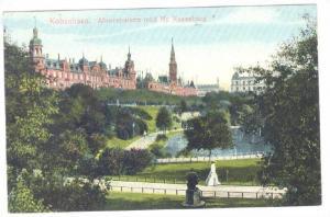 Aborreparken med Ny Rosenborg, Kobenhavn, Denmark, 00-10s