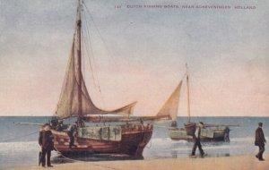 Dutch Fishing Boats , SCHEVENINGEN , Holland (Netherlands) , 00-10s