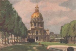 PARIS , France, 1920-30s ; Hotel des Invalides