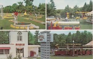 BEULAH , Michigan , 40-50s ; Cyrstal Park (Amusement Park)
