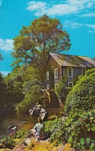 The Old Grist Mill Brewster Cape Cod Massachusetts