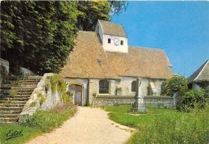 BR3826 Goussonville L Eglise   france