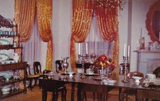 Rosalie Dining Room Natchez Mississippi