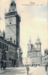 Czech Republic - Praha Staromestska radnice - 02.24