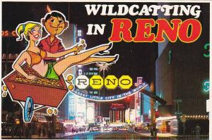 Wildcatting In Reno Nevada