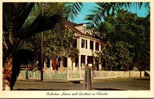 Florida Key West Audubon House and Gardens