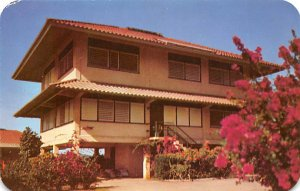 Field Officers Quarters Canal Zone Panama Unused